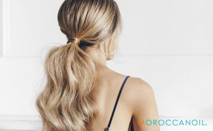 GET THE LOOK | A PERFECT VALENTINE'S PONYTAIL