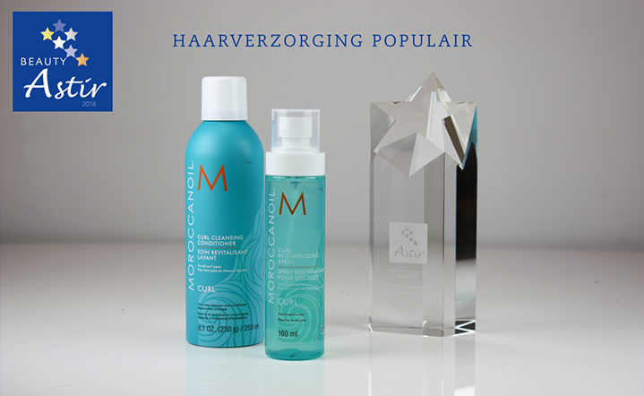 Moroccanoil wint Beauty Astir Award 2018!