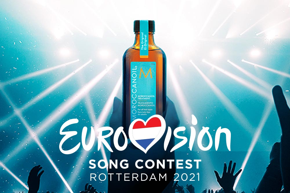 Eurovisie Sneak Peek Backstage bij Beautydistrict L.A.B.